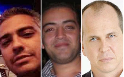 Thumbnail image for Al Jazeera journalists plead not guilty in Egypt court