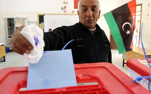 Thumbnail image for Libya votes on constitutional assembly