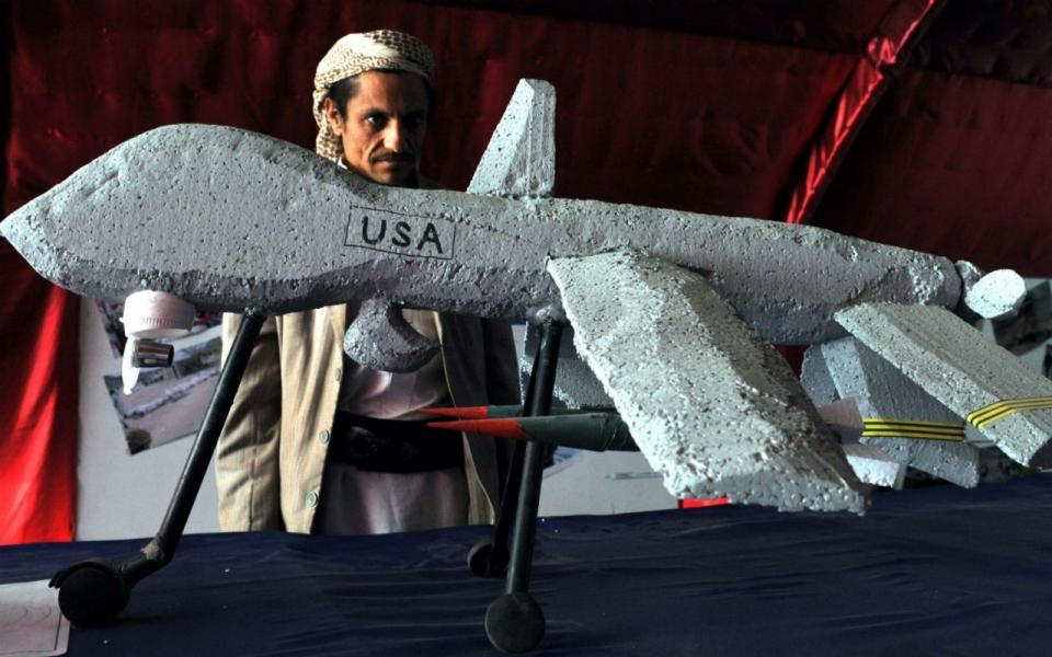 Report: Yemen drone strike possibly violated international law   Al