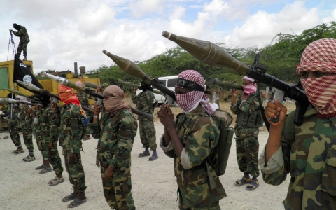 Thumbnail image for Somalia: Al-Shabab attacks presidential compound