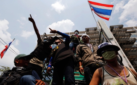 Thumbnail image for Boycotts are a new weapon for anti-government activists in Thailand