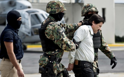 Thumbnail image for Guzman's arrest unlikely to ease violence in Mexico