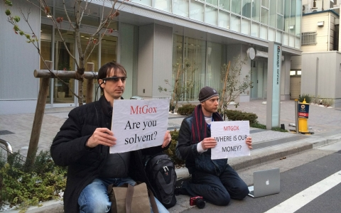 Thumbnail image for Major Tokyo-based bitcoin exchange Mt. Gox goes dark