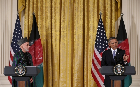 Thumbnail image for Obama to Afghanistan: Plan for 'zero option' in Afghanistan