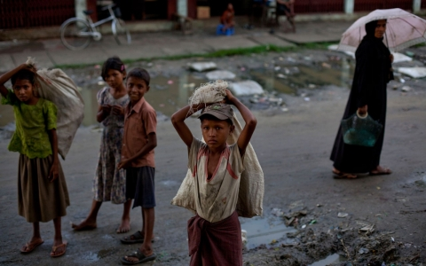 Thumbnail image for Myanmar: Rights group says Rohingya policies 'crimes against humanity'