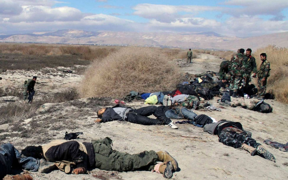 Report  Syrian Army Kills 175 Rebels In Ambush
