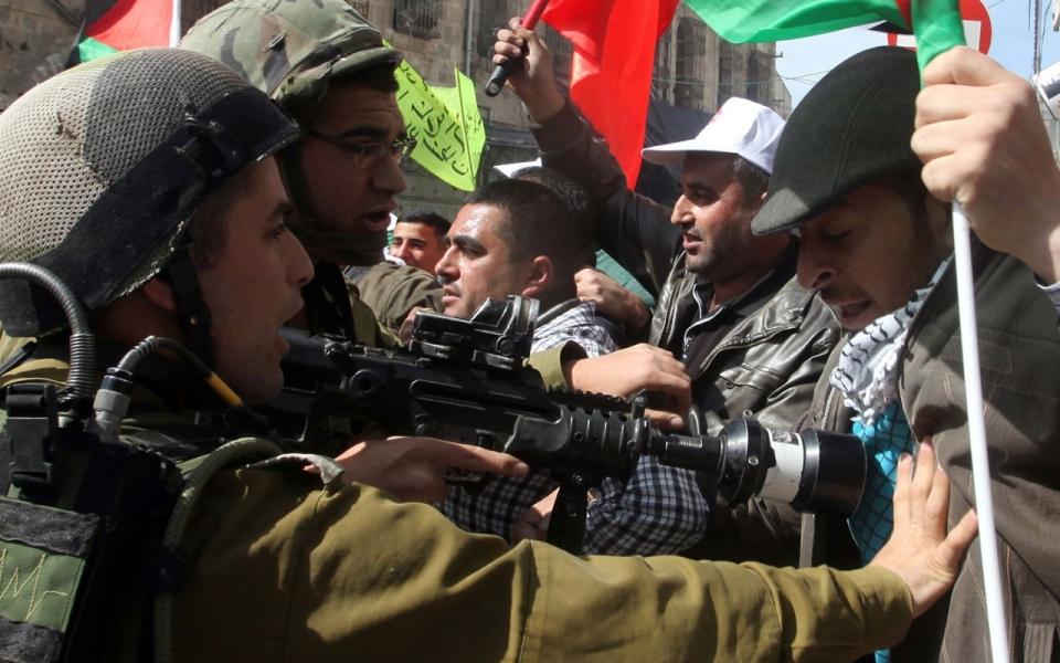israeli palestinian articles
