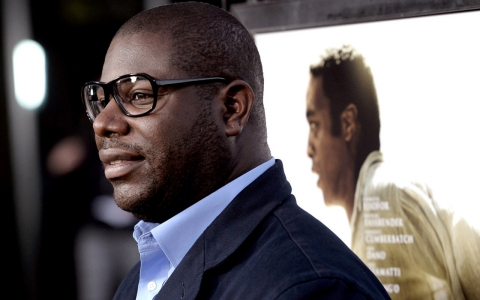 "Director Steve McQueen's ""12 Years a Slave"" is a serious contender for film's top prize."
