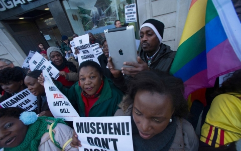 Thumbnail image for Scotland ready to offer gay Ugandans asylum