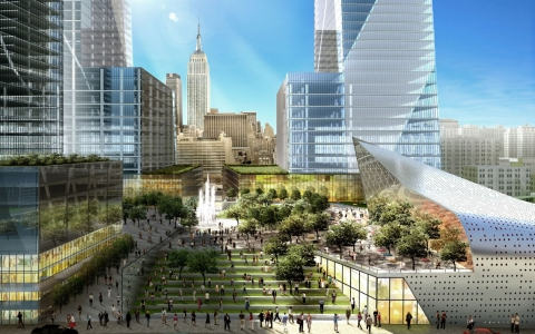 MTA selects Tishman's billion dollar bid for Hudson Yards