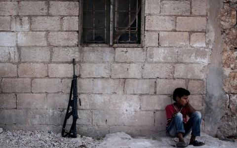 Syria's children