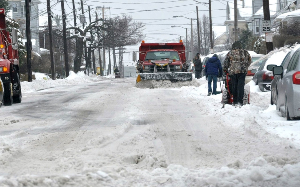 Winter Storm Leaves Northeast States Without Power Al