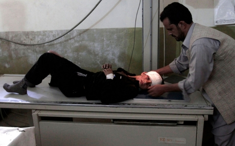 Thumbnail image for UN: Afghan civilian deaths up as fighting worsens