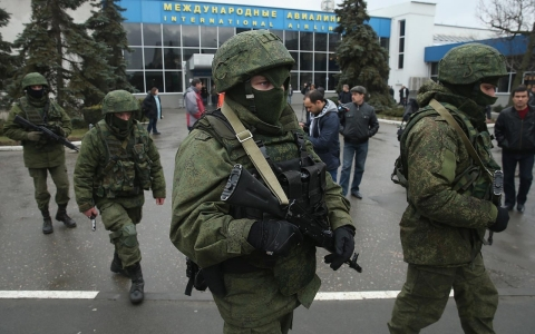Thumbnail image for Russia OKs use of military force in Crimea