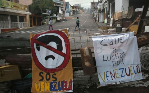 Thumbnail image for Political crisis takes toll on Venezuelan business