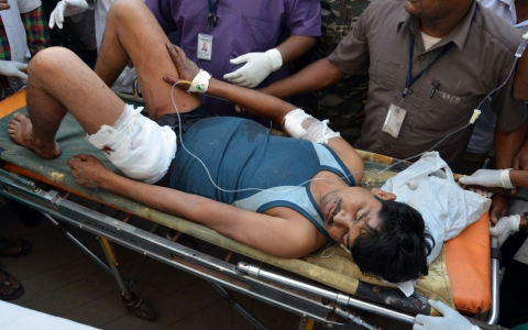 Thumbnail image for Deadly Maoist attack on Indian forces