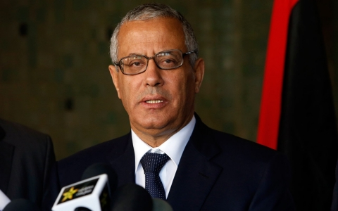 Thumbnail image for Libyan prime minister ousted by parliament
