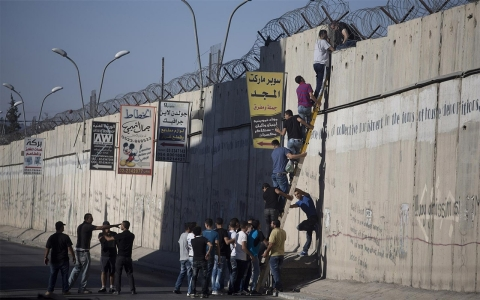 Thumbnail image for Walled off: 12 Years of Israel's separation barrier