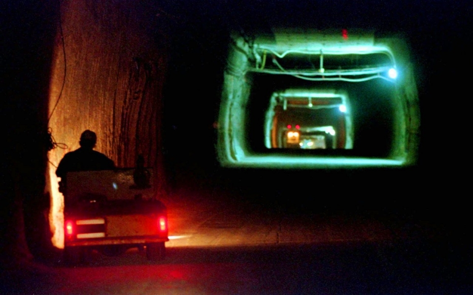 Report: Salt mine fire at NM nuclear waste facility was ...