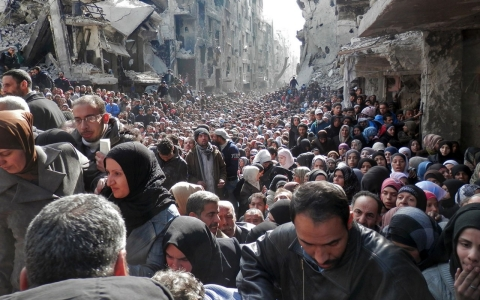Syria's displacement
