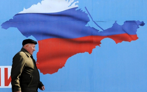 Thumbnail image for Tensions mount on eve of Crimea vote