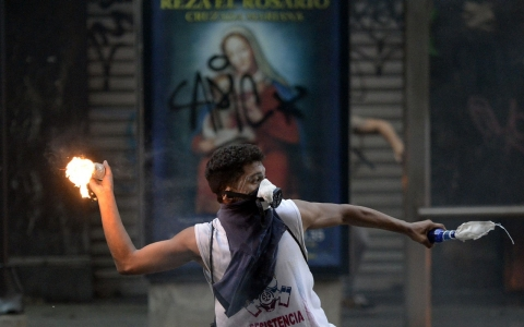 Thumbnail image for Venezuela's Maduro gives ultimatum to protesters amid 'economic crisis'