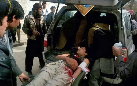 Thumbnail image for Deadly blast strikes Afghanistan market