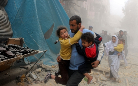 Thumbnail image for UN: Syria war crimes evidence solid enough for indictment