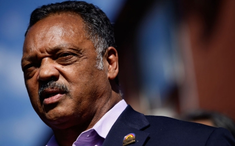 Rev. Jesse Jackson diversity Silicon Valley
