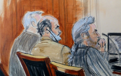 Thumbnail image for Bin Laden's son-in-law takes witness stand in own defense
