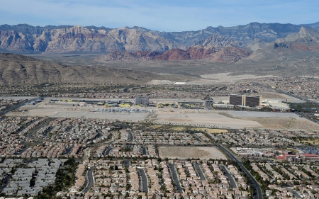 Living Las Vegas: Sun Belt cities offer new take on race