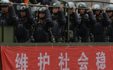 Thumbnail image for China's Xinjiang 'terrorism' claim questioned