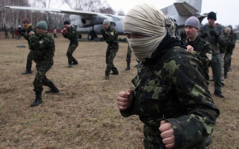 Thumbnail image for Ukraine's newest fighting force still a work in progress