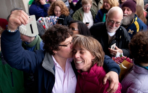 Michigan same sex marriage ruling