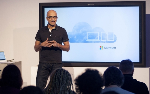 Thumbnail image for Microsoft CEO signals new course with Office for iPad