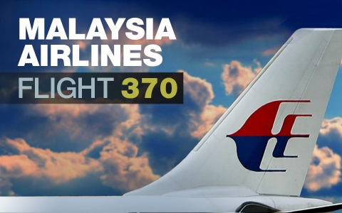 Click here for more on Flight MH370