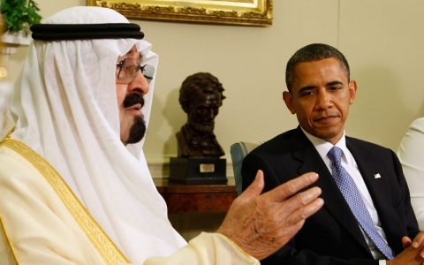 Thumbnail image for Obama doctrine under scrutiny in an anxious Saudi Arabia