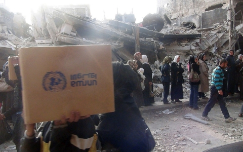 Thumbnail image for Syrian government accused of blocking aid to war-ravaged areas