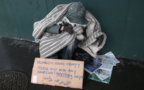 Thumbnail image for Violence against homeless on the rise