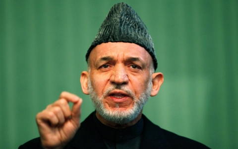 Thumbnail image for Karzai voices 'extreme anger' at US