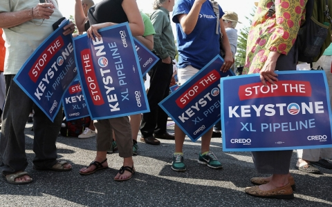 Thumbnail image for Environmentalists say strong legal case could derail Keystone XL permit