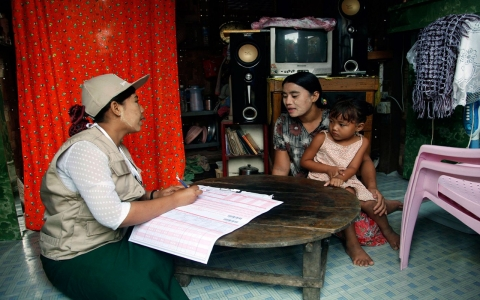 Thumbnail image for Myanmar begins census amid tensions