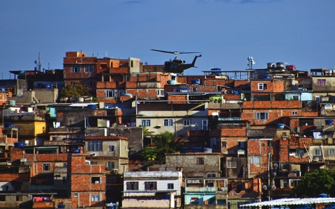 Thumbnail image for Military-backed police deploy in Rio favela in 'pacification' effort