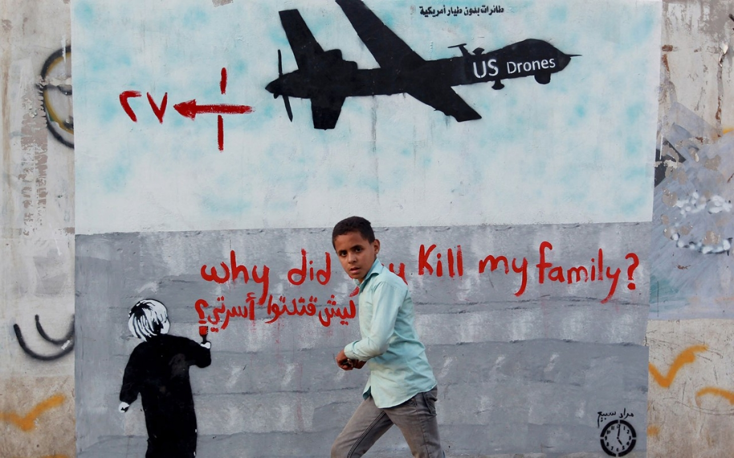 Thumbnail Image For Yemenis Affected By US Drone Strikes To Launch Victims Union