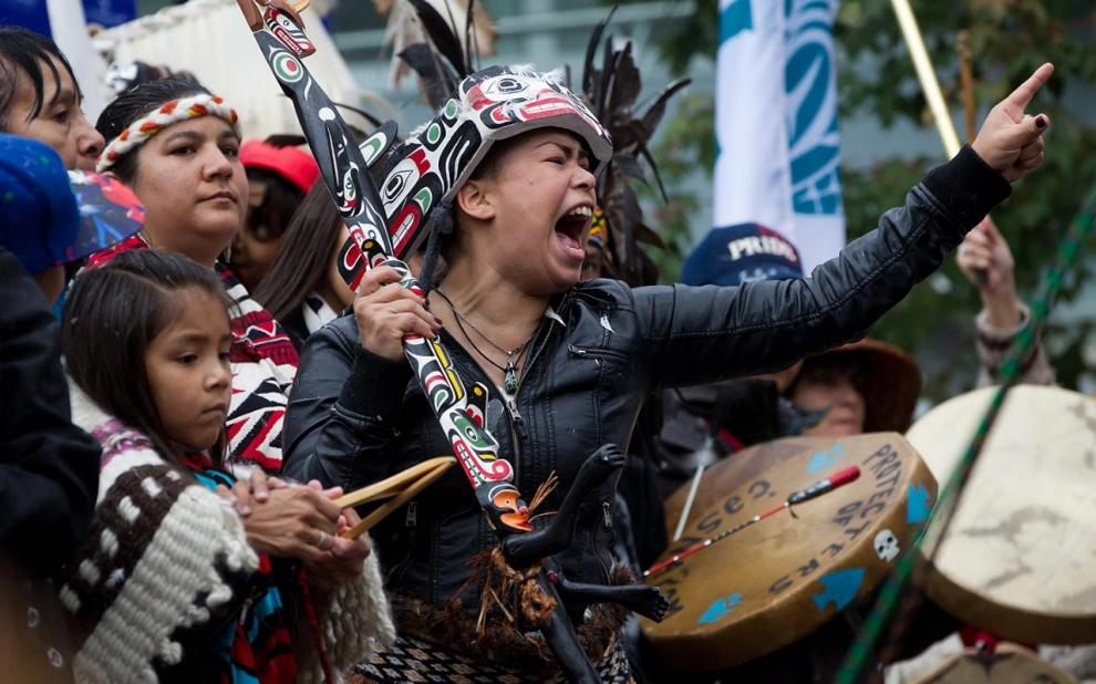 """a discussion of the issue of native sovereignty in canada Nation relationship with the indigenous peoples of canada has been  """"we  see aboriginal issues as a matter of concern for all canadians and aboriginal   aboriginal people to divide and share sovereign rights to the lands that are now."""