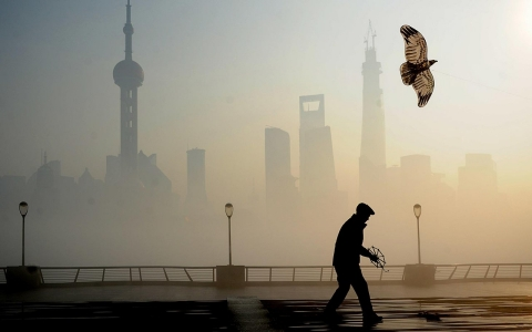 Thumbnail image for China's premier vows 'war' on pollution