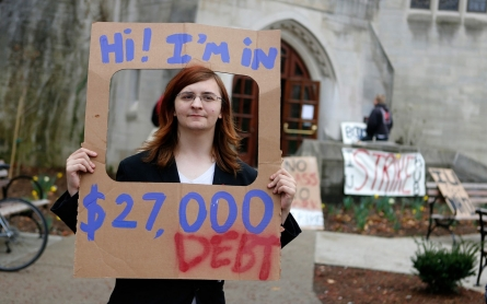 Report: State higher education cuts fuel student debt crisis