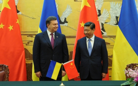 China's 'unusual' nuclear pact with Ukraine's Yanukovich