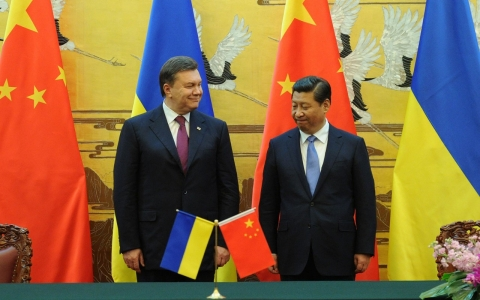 Thumbnail image for China's 'unusual' nuclear pact with Ukraine's Yanukovich