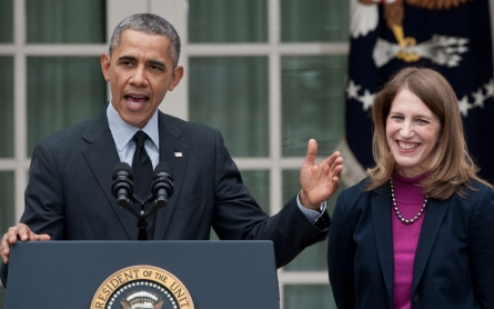 Obama nominates budget director Sylvia Burwell to replace Sebelius
